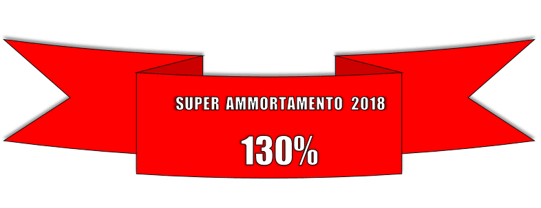Super ammortamento al 130%